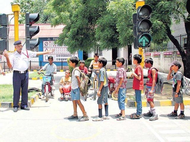 Delhi,traffic policemen,Delhi traffic policemen