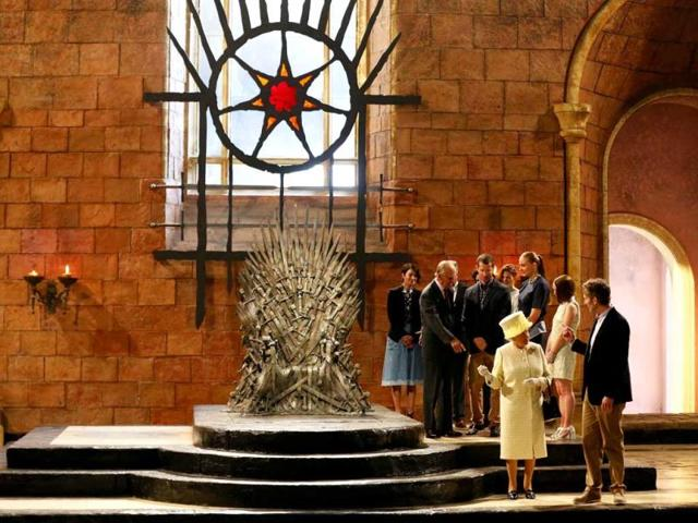 Social media is abuzz with disappointment that the Queen never sat on the Iron Throne, which undoubtedly would have broken all records for the most