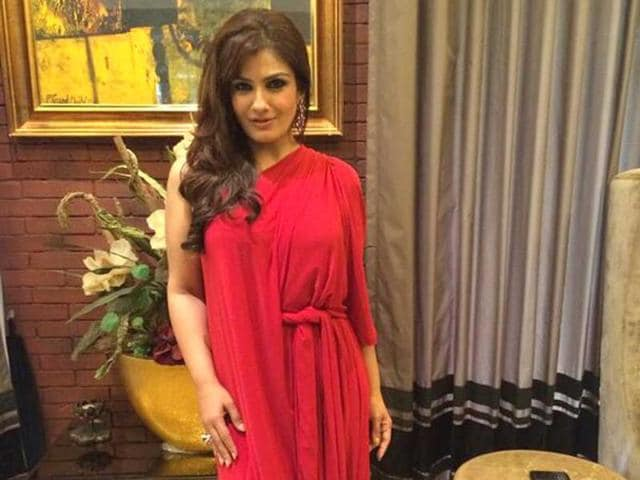 Raveena Tandon,birthday,forty