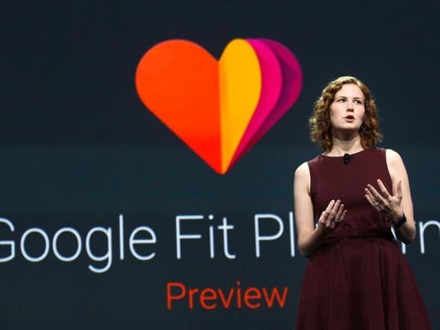 Google Fit,App,Smartwatch