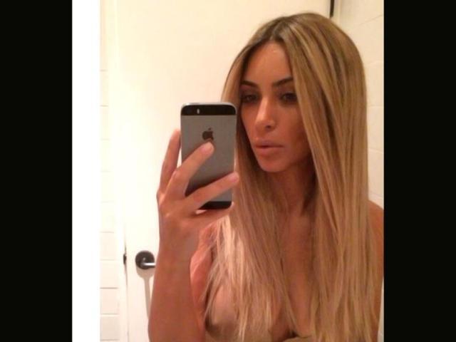 Kim Kardashian to publish book of selfies