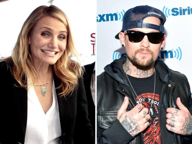 Cameron-Diaz-and-Benji-Madden-Getty-Images