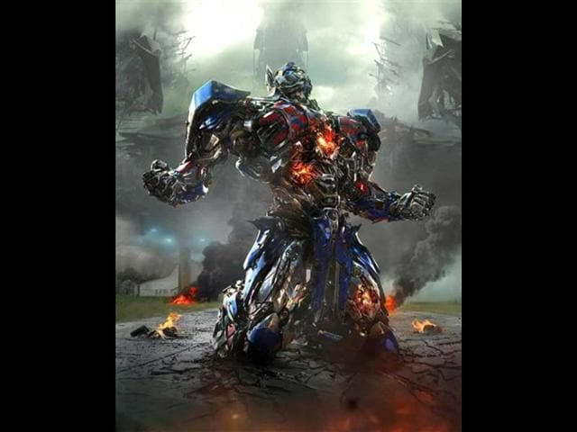 Transformers 4 is biggest international earner of 2014