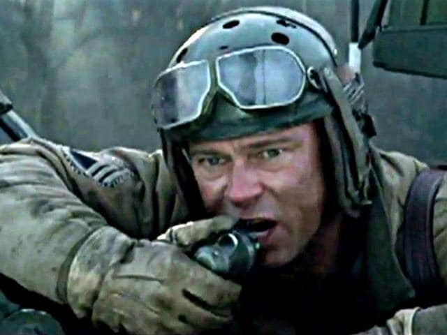 Images Of The Movie Fury: Pitt's Fury To Be Dubbed As Fauji, We List Other H'wood