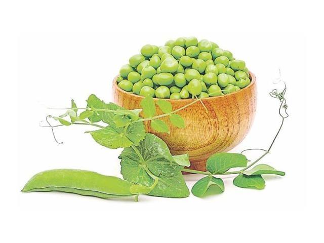 Peas,green peas,nutrients