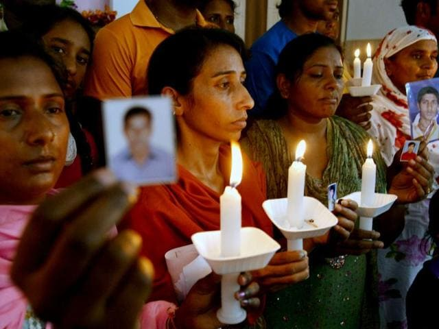 missing Indians in iraq