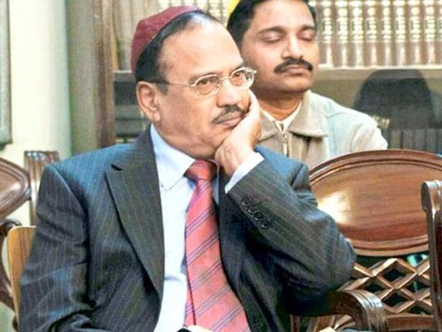 Ajit Doval,National Security Advisor,IS