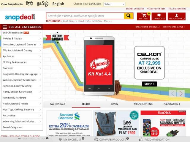 Snapdeal to invest $ 100 million in mobile-only platform Shopo