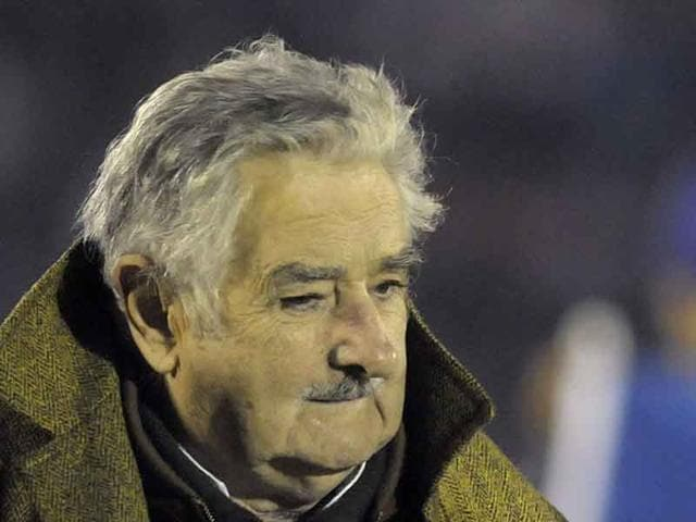 Uruguay's President Jose Mujica has criticised FIFA's four-month ban of Luis Suarez, calling the governing body