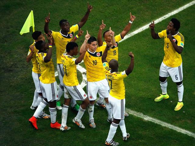 Colombia,World Cup,James Rodriguez