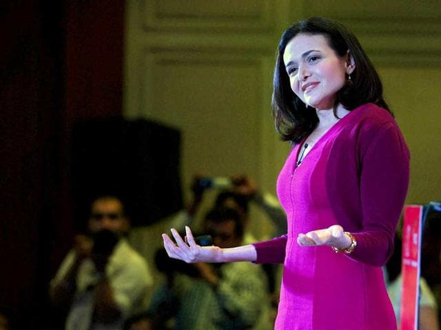 Facebook-Chief-Operating-Officer-COO-Sheryl-Sandberg-speaks-about-her-book-Lean-In-Women-Work-and-the-Will-to-Lead-at-an-event-organised-by-FICCI-Ladies-Organisation-in-New-Delhi-PTI-Photo