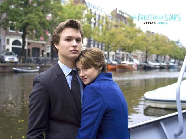 The Fault in Our Stars,movie review,TFIOS