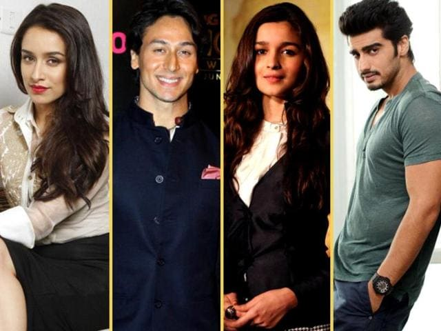 Shraddha-Kapoor-Tiger-Shroff-Alia-Bhatt-Arjun-Kapoor-Getty-Images