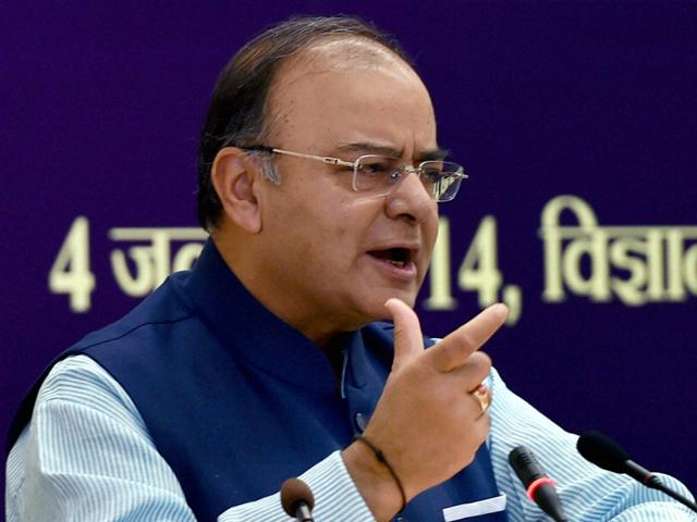 Affordable water, power are key challenges: Jaitley
