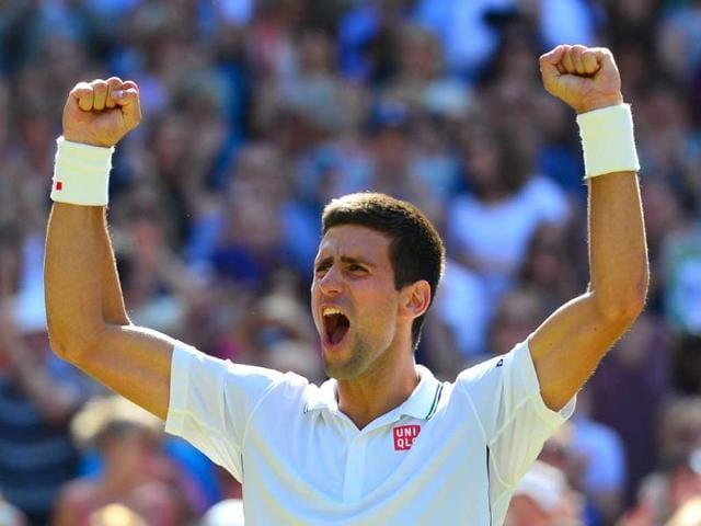 Wimbledon,Federer,Roger Federer Djokovic