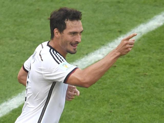 Fifa World Cup 2014,Germany vs France,Mats Hummels