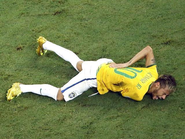 Neymar,Brazil,injury