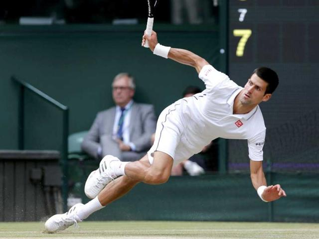 Novak Djokovic,Serena Williams,Wimbledon
