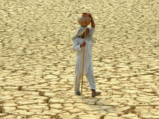 A powerful El Nino is blamed for what could be India's worst drought in three decade. (Representative photo)