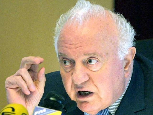 Eduard Shevardnadze,Soviet foreign minister,Shevardnadze dies