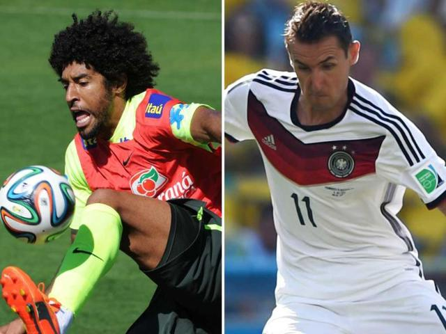 Fifa World Cup 2014,World Cup semi finals,Brazil vs Germany