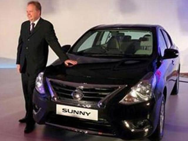Nissan-launches-Sunny-facelift