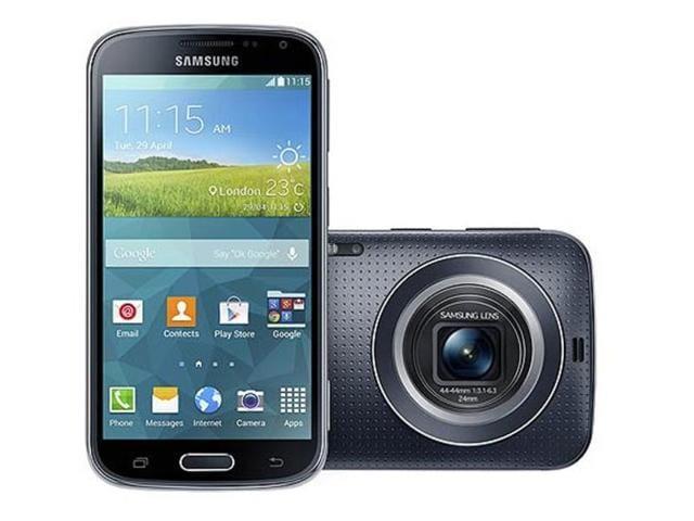 Samsung,Galaxy K zoom,optical zoom