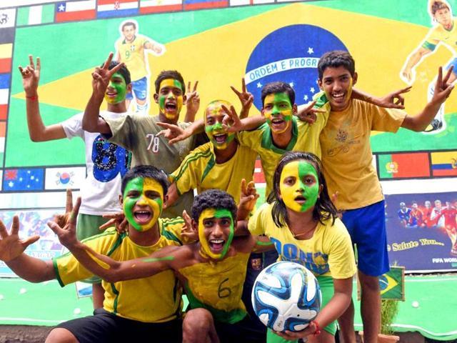 germany vs Brazil