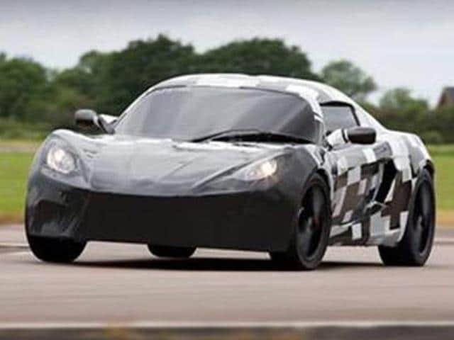 detroit electric,world's fastest production EV,US company Detroit Electric