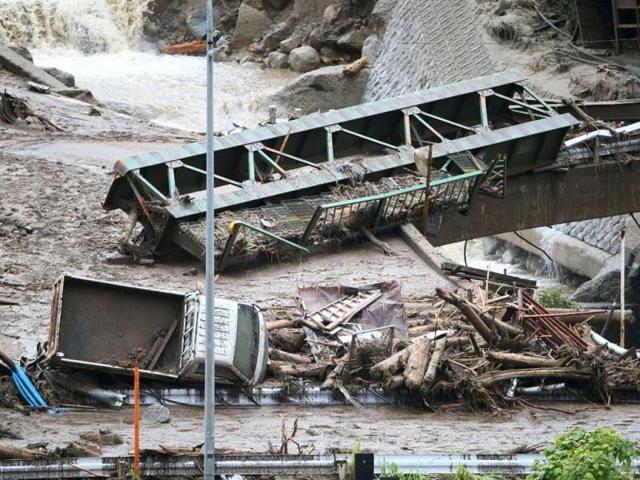 Neoguri,storm hits Japan,Neoguri Japan