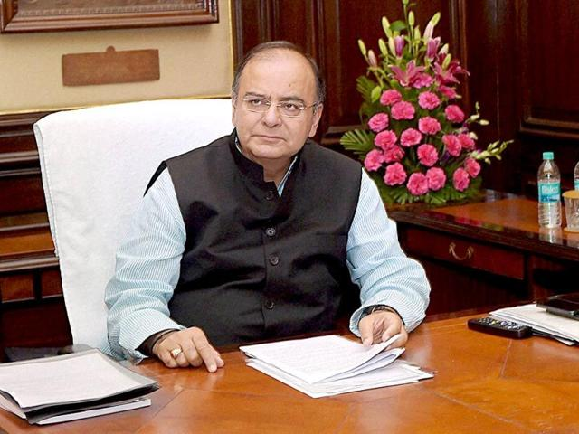 Arun Jaitley,Currency valuation,Economy