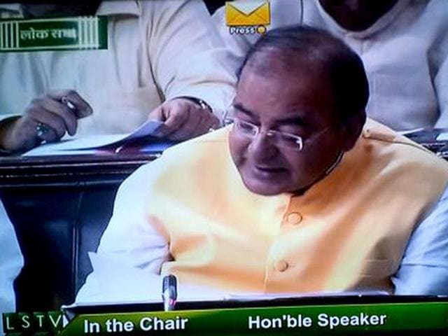 Union Budget 2014-15,Modi government's first budget,Finance Minister Arun Jaitley