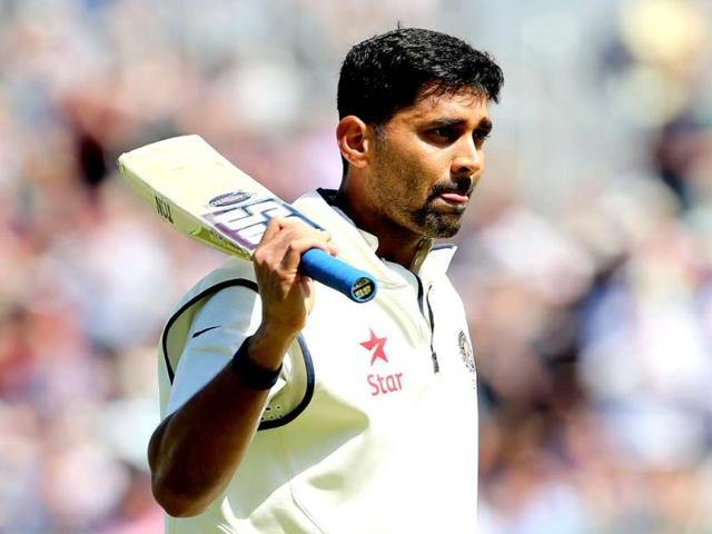 Murali-Vijay-leaves-the-field-after-losing-his-wicket-for-146-runs-during-Day-2-of-the-first-Test-against-England-at-Tent-Bridge-in-Nottingham-England-AFP-Photo