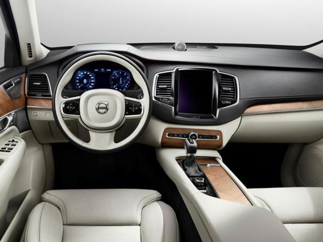 Volvo XC90,Volvo,next-generation Volvo XC90