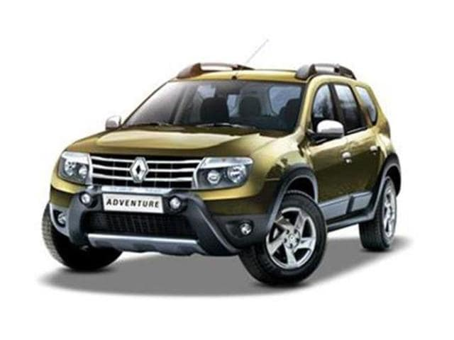 renault,Duster 2nd anniversary edition