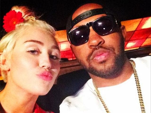 Miley Cyrus,dating,mike made
