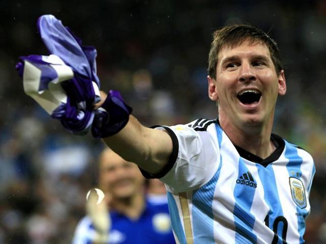 Argentina,Hong Kong,Lionel Messi