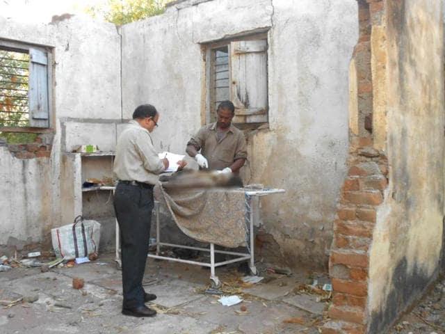 NHRC,Madhya Pradesh,post-mortems