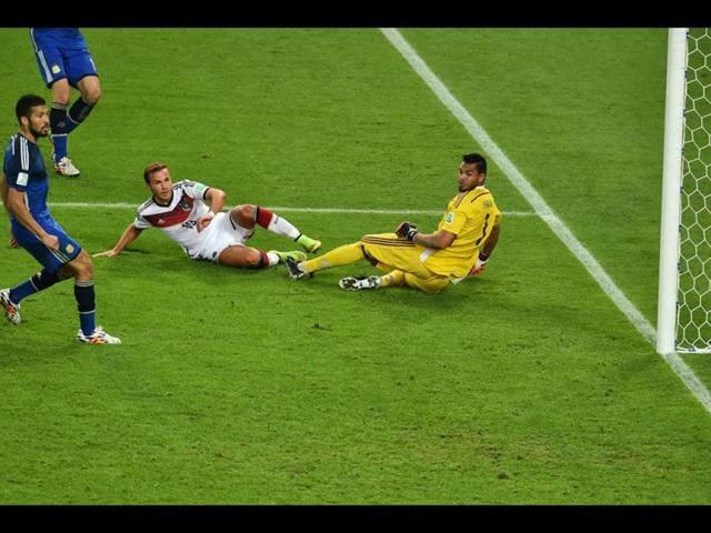 Mario Goetze,Maracana Stadium,Miroslav Klose