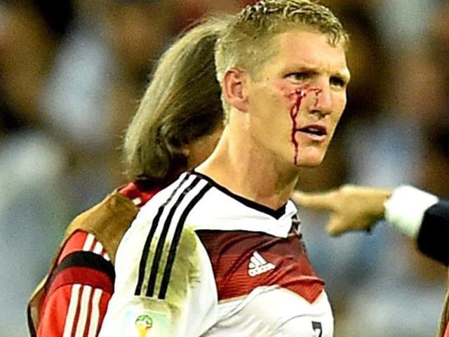 Bastian Schweinsteiger,Philipp Lahm,Bayern Munich