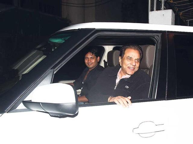 Dharmendra Discharged