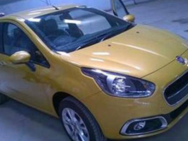 fiat,Fiat to launch updated Punto