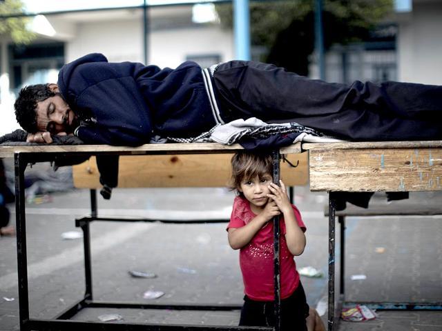 Afnan Shuheiber,Gaza conflict,Israel