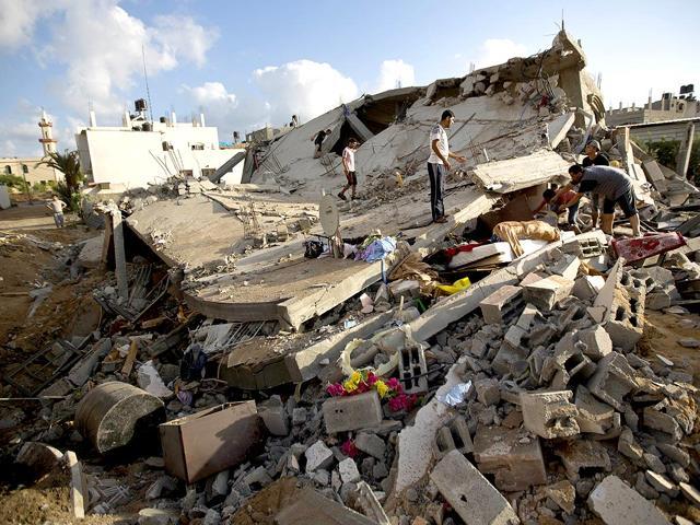 Gaza,France,Israel