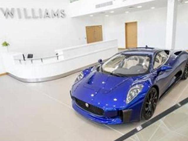 Williams-inaugurates-new-tech-centre