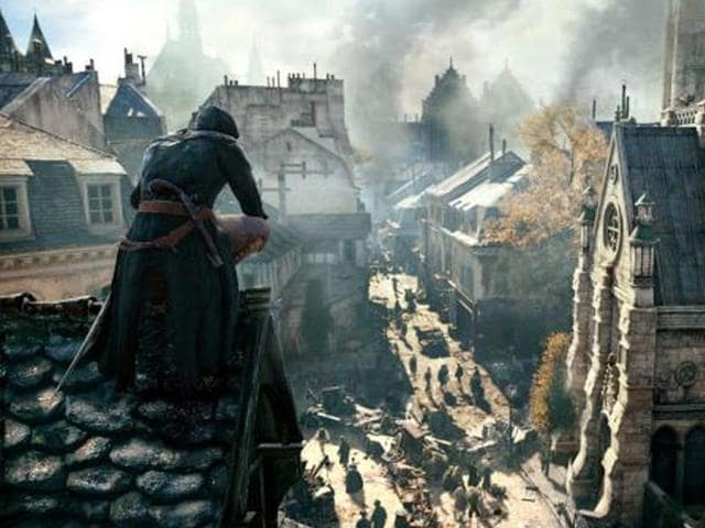 Assassin's Creed,French Revolution,Unity