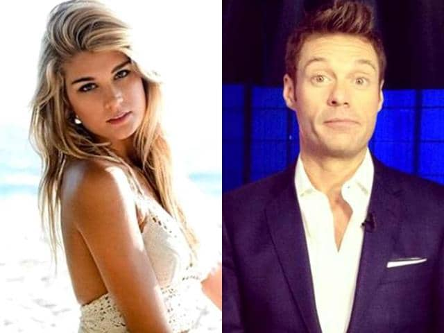 Shayna-Taylor-and-Ryan-Seacrest-Photo--Courtesy-Twitter-and-Instagram