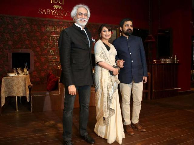 Sabyasachi Mukherjee,India Couture Week,Ferozabad collection