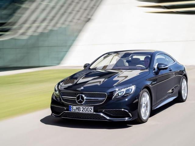 Mercedes S65 AMG Coupe,V12 engine,Power meets luxury in Mercedes S65 AMG Coupe