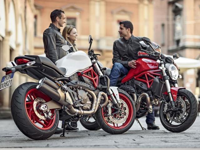 Ducati,Monster 821,Ducati Monster 821